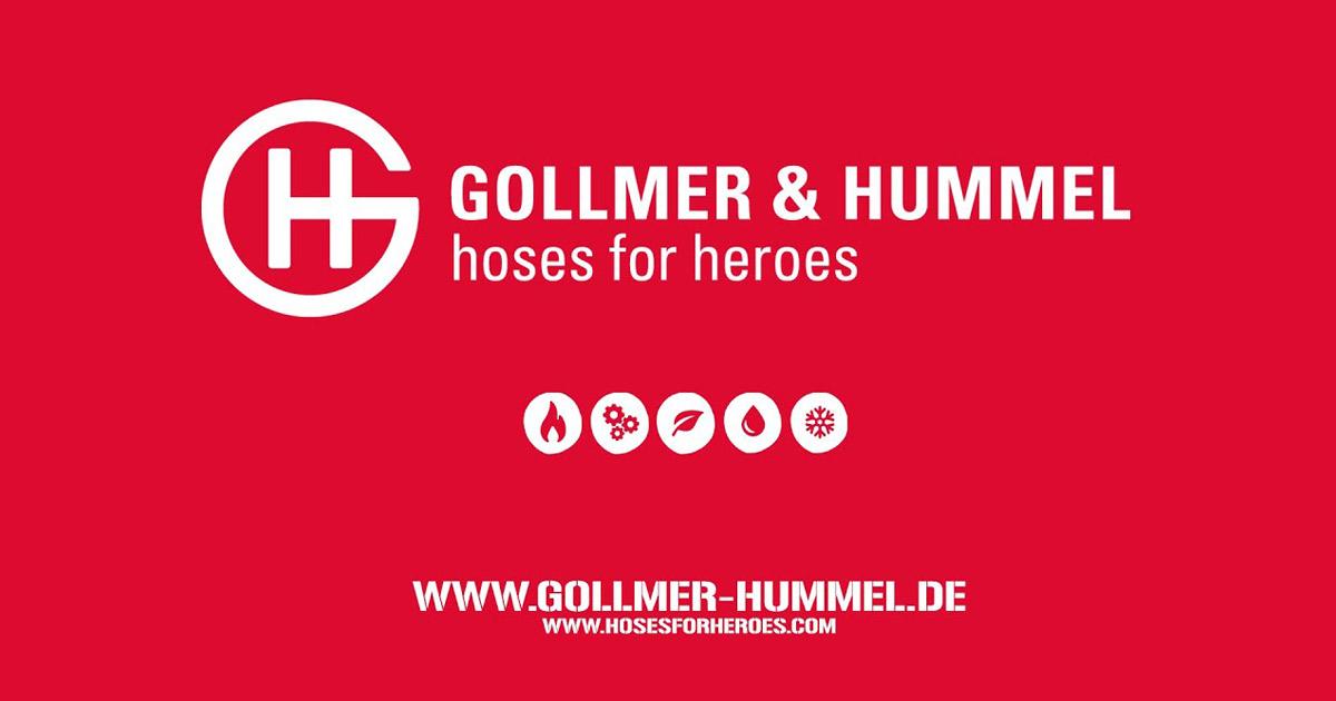 Hauptsponsor GOLLMER & HUMMEL
